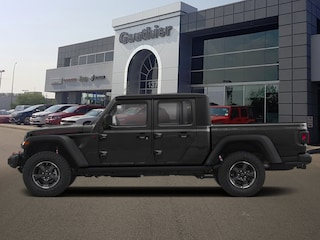 New 2021 Jeep Gladiator Rubicon 4x4 Crew Cab T010 in WInnipeg, MB