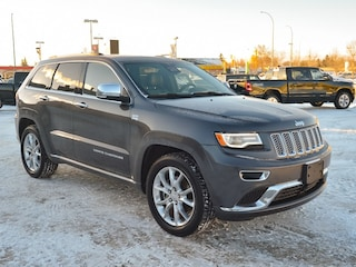Used 2016 Jeep Grand Cherokee Summit - Navigation SUV N903A for sale in Winnipeg, MB