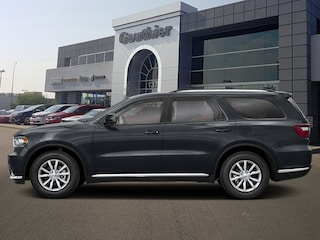 Used 2018 Dodge Durango GT - Leather Seats -  Bluetooth SUV Q519A for sale in Winnipeg, MB
