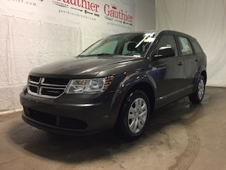 New 2019 Dodge Journey Canada Value Package SUV in WInnipeg, MB