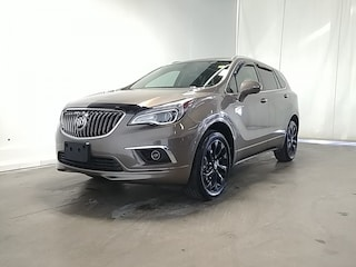 Used 2018 Buick Envision Premium - Leather Seats -  Heated Seats SUV R12627 for sale in Winnipeg, MB