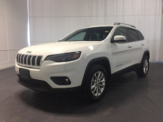 Used 2019 Jeep Cherokee North - Bluetooth -  Fog Lamps SUV A12607 for sale in Winnipeg, MB