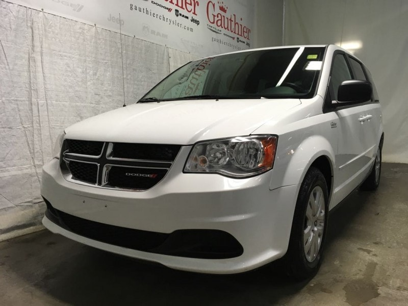 2016 Dodge Grand Caravan SXT -  Power Windows Van