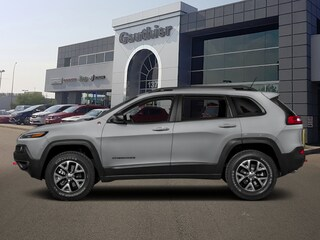Used 2018 Jeep Cherokee Trailhawk - Bluetooth SUV R12666 for sale in Winnipeg, MB