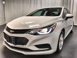 Used 2018 Chevrolet Cruze LT - Bluetooth -  Heated Seats Sedan R12722 for sale in Winnipeg, MB