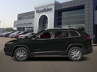 Used 2014 Jeep Cherokee Limited - Leather Seats -  Bluetooth SUV R12998A for sale in Winnipeg, MB