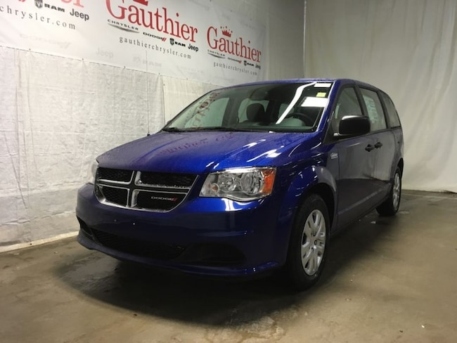 New 2019 Dodge Grand Caravan Canada Value Package Van in Winnipeg, MB