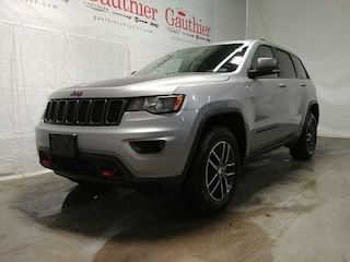 Used 2018 Jeep Grand Cherokee Trailhawk - Leather Seats SUV A12402 for sale in Winnipeg, MB