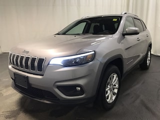 Used 2019 Jeep Cherokee Altitude - Memory Seat -  Android Auto SUV R12818 for sale in Winnipeg, MB
