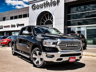 New 2019 Ram All-New 1500 Laramie Truck Crew Cab in WInnipeg, MB