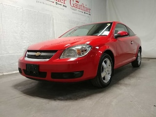Used 2010 Chevrolet Cobalt LT W/1SA Coupé A12375B for sale in Winnipeg, MB