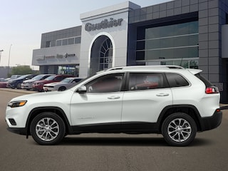 Used 2020 Jeep Cherokee Trailhawk SUV R13216 for sale in Winnipeg, MB