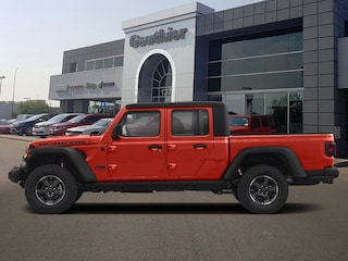 New 2021 Jeep Gladiator Rubicon 4x4 Crew Cab T129 in WInnipeg, MB