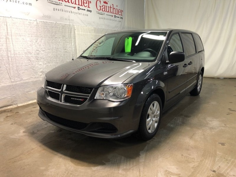 2016 Dodge Grand Caravan CVP -  Power Windows Van