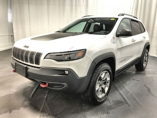 Used 2019 Jeep Cherokee Trailhawk - Trailhawk -  Off-Road Ready SUV A12687 for sale in Winnipeg, MB