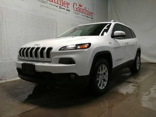 Used 2017 Jeep Cherokee North - Bluetooth -  Fog Lamps SUV P244A for sale in Winnipeg, MB