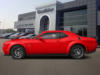 New 2020 Dodge Challenger Scat Pack 392 Coupe 0010 in WInnipeg, MB