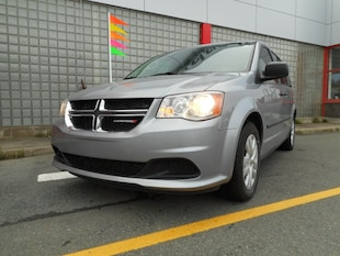 2017 Dodge Grand Caravan CVP/SXT Van