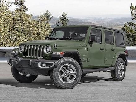 2021 Jeep Wrangler Unlimited Sport S SUV