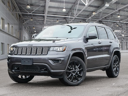 2021 Jeep Grand Cherokee Limited SUV