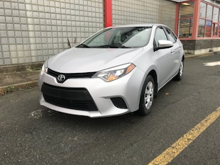 2017 Toyota Corolla CE Sedan