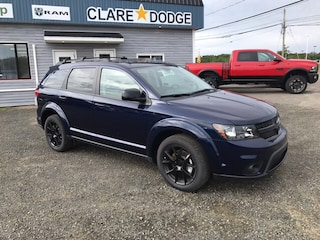 2017 Dodge Journey SXT SUV Courtesy