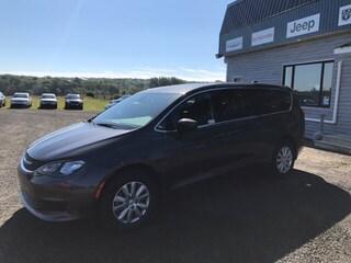 2017 Chrysler Pacifica LX Van Passenger Van Courtesy