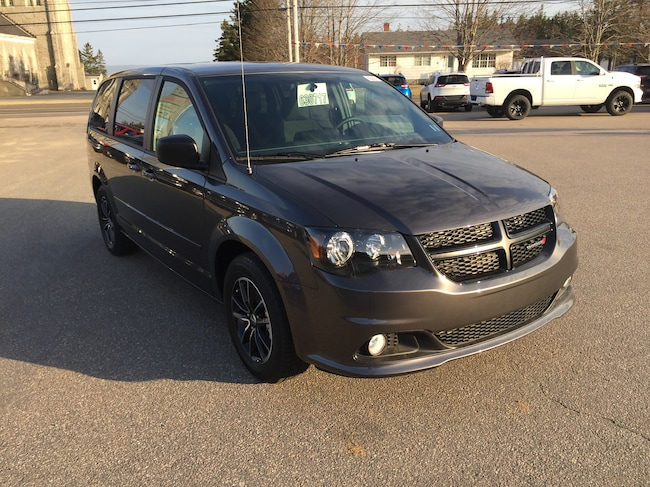 2017 Dodge Grand Caravan CVP/SXT Van Passenger Van Courtesy