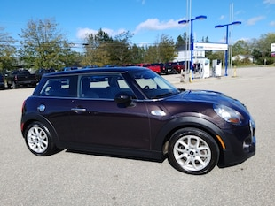 2014 MINI Hatch Cooper S Hatchback