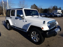 2015 Jeep Wrangler Unlimited Sahara VUS