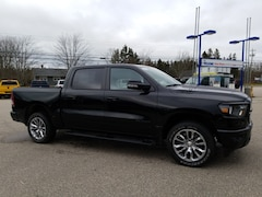 2019 Ram All-New 1500 Big Horn Black Package Truck Crew Cab