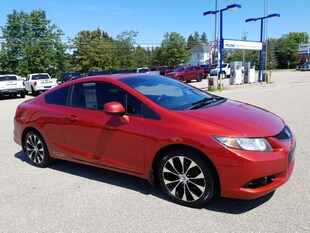 2013 Honda Civic Si (M6) Coupe