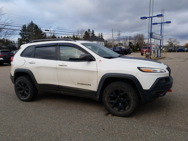 Used 2016 Jeep Cherokee Trailhawk For Sale Weymouth Ns