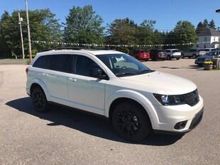 2017 Dodge Journey SXT SUV Courtesy