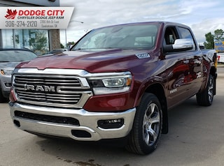 New 2019 Ram All-New 1500 Laramie | 4x4 | Crew Cab | 5.7 Box for sale/lease in Saskatoon, SK