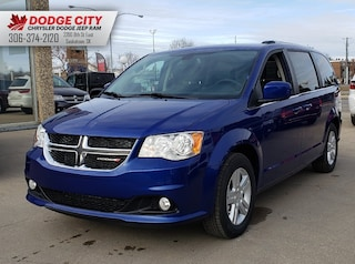 2019 Dodge Grand Caravan Crew Plus | FWD Van