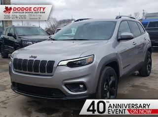 New 2019 Jeep New Cherokee North Altitude | 4x4 for sale/lease in Saskatoon, SK