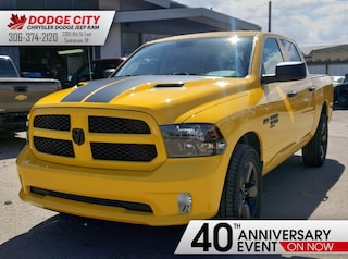 New 2019 Ram 1500 Classic Express Blackout | 4x4 | Crew Cab | 57 Box for sale/lease in Saskatoon, SK