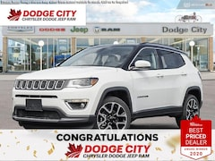 2020 Jeep Compass Limited   4x4 SUV