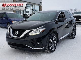 2017 Nissan Murano Platinum | Leather, Htd.Seats, B/U Cam Sport Utility