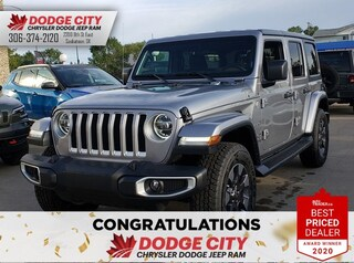 New 2019 Jeep Wrangler Sahara | 4x4 for sale/lease in Saskatoon, SK