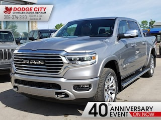 New 2019 Ram All-New 1500 Longhorn | 4x4 | Crew Cab for sale/lease in Saskatoon, SK