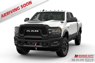 2019 Ram New 2500 Power Wagon | 4x4 | Crew Cab | 6.4 Box Truck Crew Cab