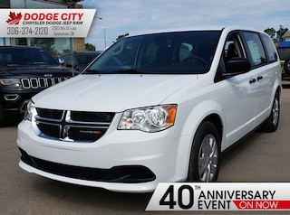 New 2019 Dodge Grand Caravan Canada Value Package | FWD for sale/lease in Saskatoon, SK
