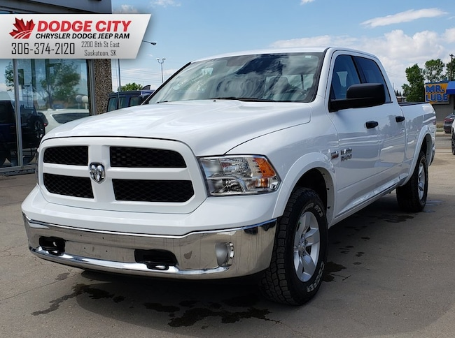 Used 2018 Ram 1500 Outdoorsman | BTooth, SXM, A/C Crew Cab Pickup in Saskatoon, SK
