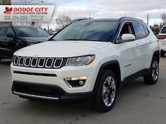 2020 Jeep Compass Limited | 4x4 SUV