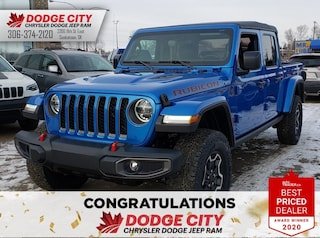 New 2020 Jeep Gladiator Rubicon for sale/lease in Saskatoon, SK