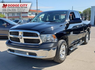 Used 2014 Ram 1500 SXT | SXM, Cruise, A/C Crew Cab Pickup 1C6RR7FG0ES294657 for sale in Saskatoon, SK