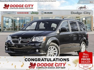 New 2020 Dodge Grand Caravan Premium Plus | SXT | FWD for sale/lease in Saskatoon, SK