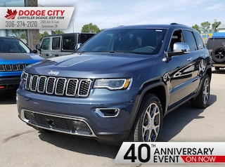 New 2019 Jeep Grand Cherokee Limited | 4x4 for sale/lease in Saskatoon, SK